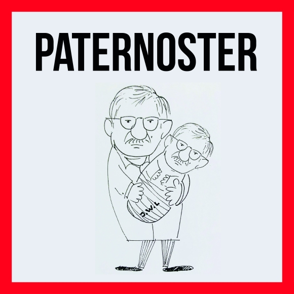 Website Icon des Paternoster Podcasts